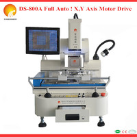 Infrared 360degree repair chips welding table DS-800A, playstation 4 bga rework station