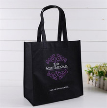 china factory promotion custom printing eco non woven tote bag