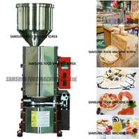 magic pop crispy rice cake machine, cake pops machine, korea rice cake machine
