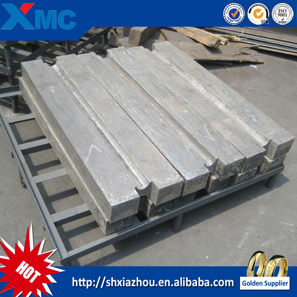 Saudi Arabian crusher wear parts blow bar