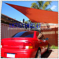 colorful shade net canopy tent for car parking