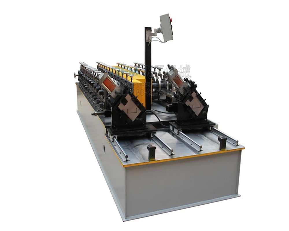Strut Channel Rollforming Machine Lines/channel roller machine