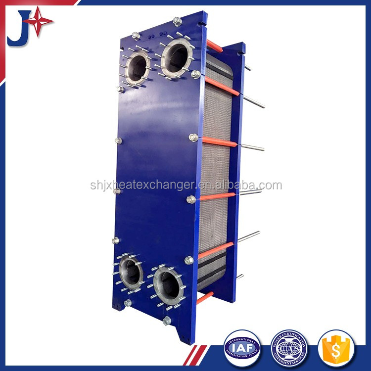 Alfa Laval air to water heat exchanger dairy machiner Beer beverage machinery pharmaceutical