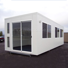 Modern prefab container house, prefabricated container house, modular homes