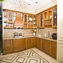 Completed European Kitchen Cabinets Wholesale
