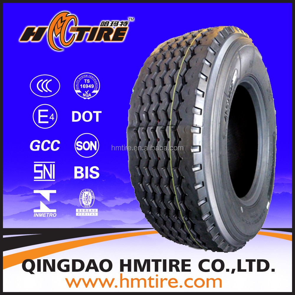 New designed good pattern of electric car tire TBR tire