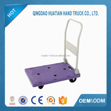 Free sample custom design folding platform hand trolley for sale