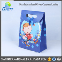Wholesale Cartoon Gift Packing Mini Paper Gift Bag