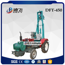 Mini DFT-450 Tractor mounted underground water well drilling machine for sale