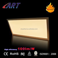 waterproof top quality 30x60 60x120 cm LED surface panel light 3000K 4500k 6000K LED panel light