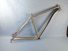 High quality light titanium 29er mountain bike frame