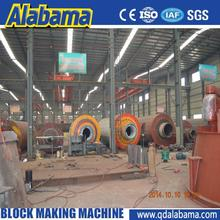 German Siemens Dynamo CE Standard Manufacturer Direct Factory flyash aac production line