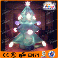 New cheap christmas inflatable led stars