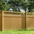 Afol PVC chain link fence privacy slats