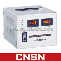 svc(led) automatic voltage stabilizer 2000va