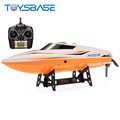 Popular Racing Toy 28-30 Km/h Large Waterproof RC Speed Boat