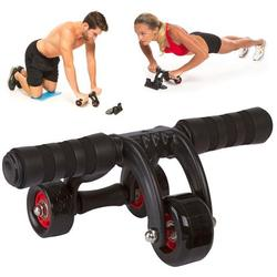 Exercise Ab Roller Perfect Ab Roller 3 Wheel
