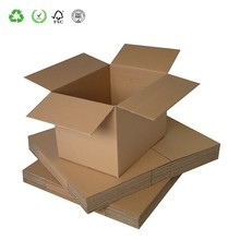 Rapid Delivery Customized Frozen Food Packaging Corrugated Paper Box