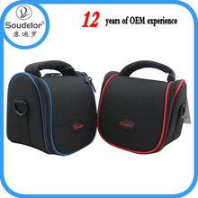 2015 fashionable High quality stylish sling camera bag for women