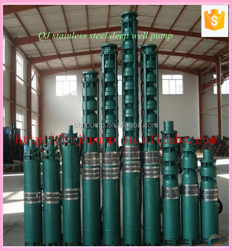 Deep Well Submersible <strong>Pump</strong> Buy Submersible <strong>Pump</strong> Price Hebei quality QJ submersible <strong>pump</strong>