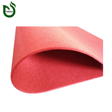 More new style nonwoven carpe glue for prayer room automobile best type of backing