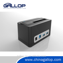 Low Price High speed HDD Docking station with high performance