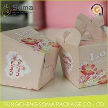 Low price most popular fancy tea paper box cover packaging