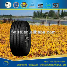 high quality quick delivery passenger car tire for size 195R14C