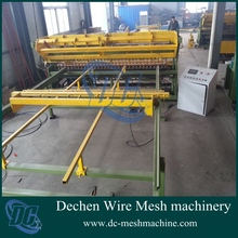 Hebei highway fence mesh welding machine/cnc construction mesh welding equipments(OEM)