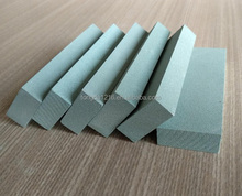Lurui green silicon carbide whetstone / small oil stone / rectangle grinding stone