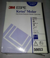 3m ketac molar easy mix 100% origional