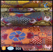 Fabric Brocade For Clothing To Nepal