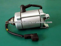 cG125 aircooled engine starter motor
