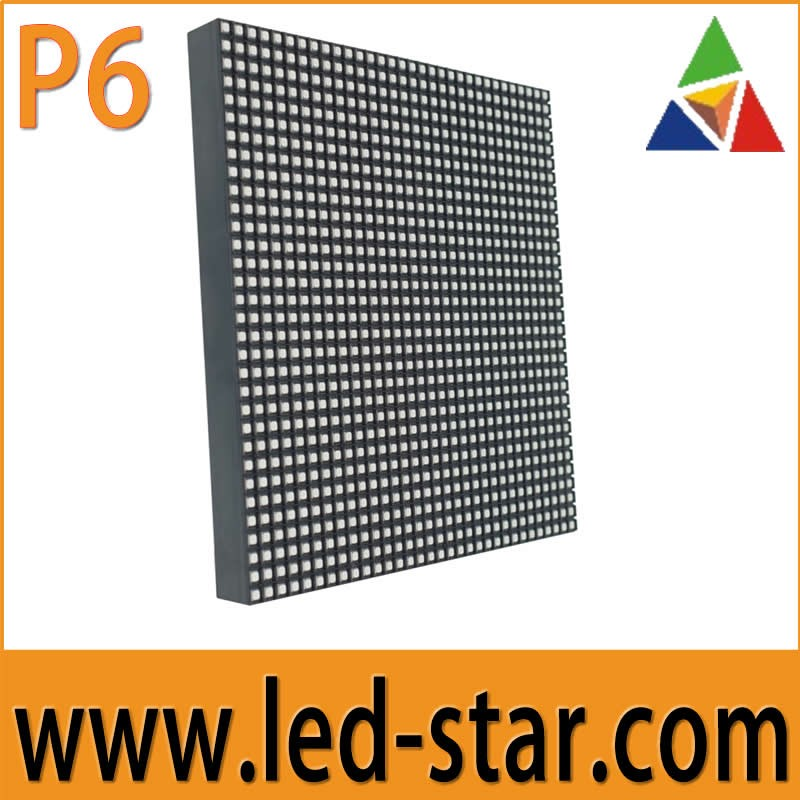 LEDSTAR led parking sign outdoor P6 module high refresh rate less power consumption Chinese LED display manufacturer