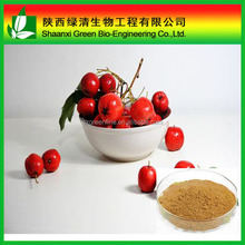 Hawthorn Extract Powder Total Flavonoid 10%-80% Uv/Natural Hawthorn Extract Flavonoids 20%/Plant Extract