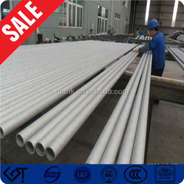 High quality coal gas transportation stainless steel seamless pipes 904l
