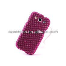 Fashion Bling case for Samsung Galaxy 3 i9300 Cell Phone Case
