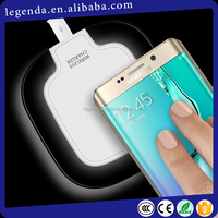 Wireless Charger For Samsung Galaxy S2 Amazon FBA Service New 5V 2A Universal Qi Standard Wireless Charger for Smart Phone