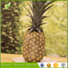 decorative hot sale wholesale artificial fruit pineapple for display