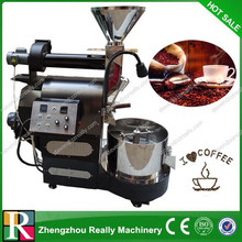 Hot sale with cooling system coffee bean baking machine