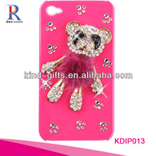Factory Supply Bling Case For Samsung Galaxy S3 Mini