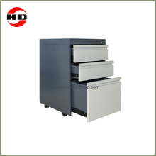 rubber wood file cabinet
