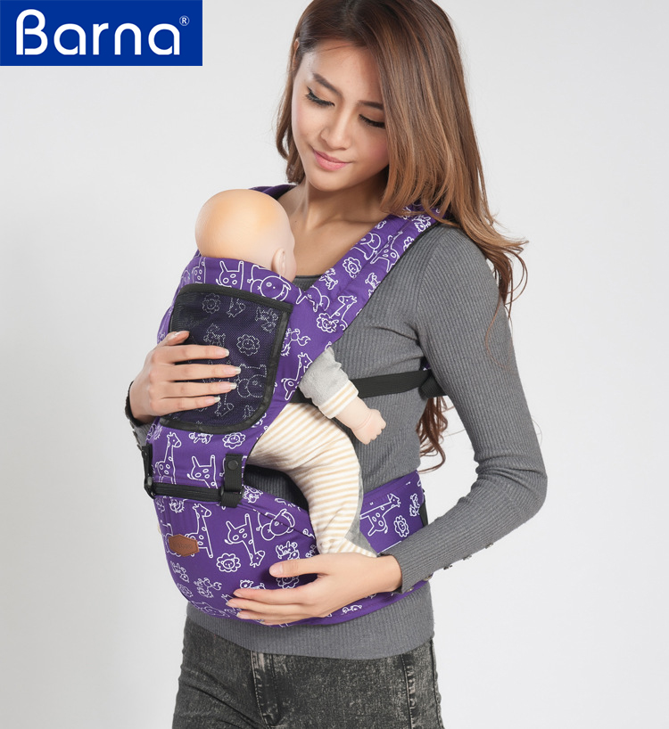 foldable baby sling carrier factory,high quality flexible colorful adjustable baby sling