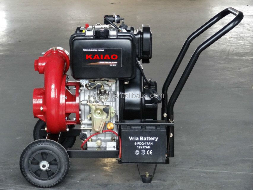 4 inch high pressure cast iron <strong>diesel</strong> pump