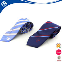 Custom polyester colorful necktie China,private label high quality tie