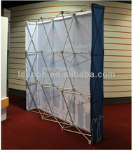 High quality Aluminium Pop Up Display Stand