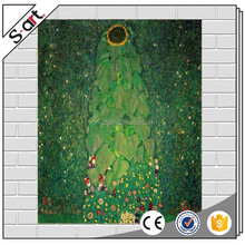 Gustav klimt artwork oil painting modern european art for Living Room Home Wall Decoration