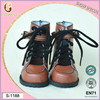 "brown boot fit 18"" play dolls, 18"" doll plastic shoes, american girl doll boots brown"