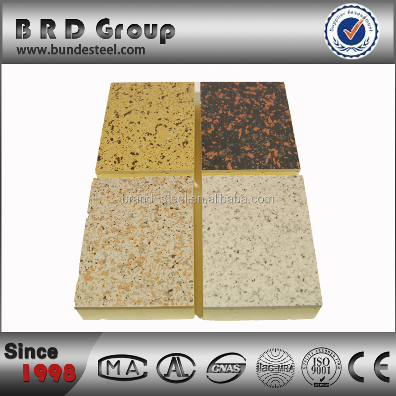 Decorative insulation wall covering boards