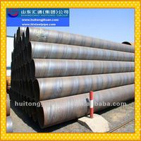 Large Diameter Thin Wall Thickness ASTM A53-B/API 5L SAW/SSAW/Spiral Welded Pipe Mill